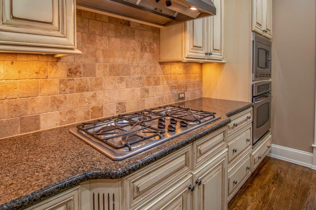 maintain granite countertops