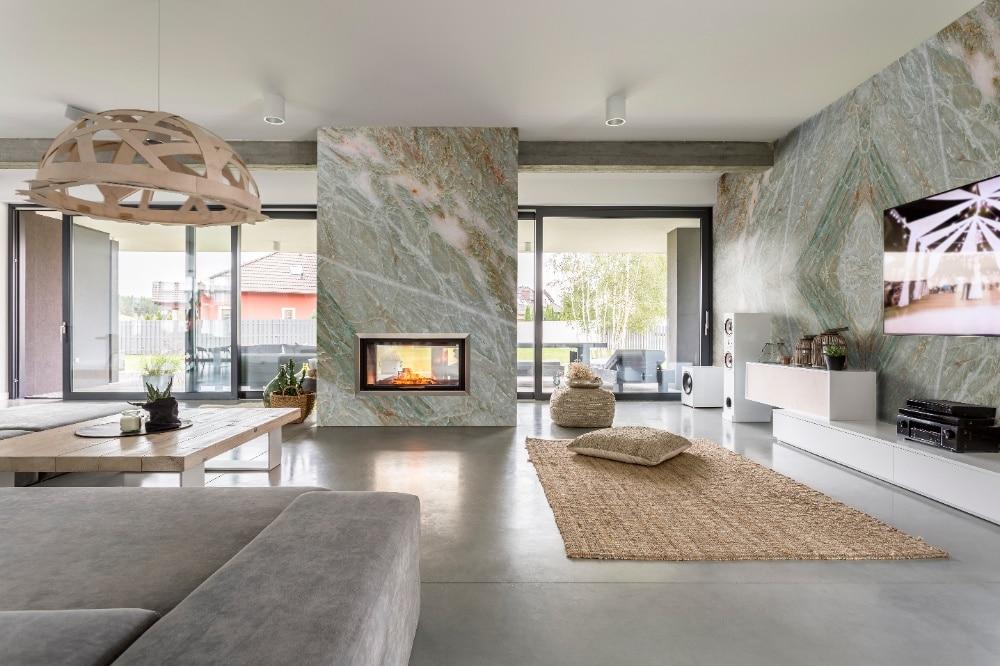 clean quartzite